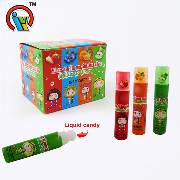 rolling jam jelly candy