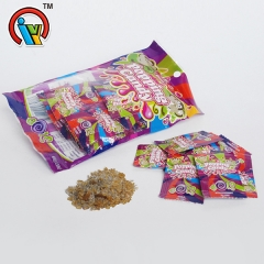 Magic popping candy