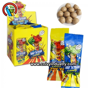 Super sour candy hard candy factory price