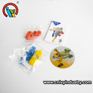 China Supplier Factory Price Surprise Candy Toy For Kids