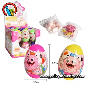 High Quality Factory Price Egg Toy Surprise Candy