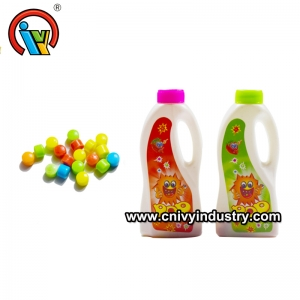 Fruity Flavor Pressed Candy In Bottle