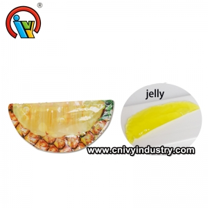 Fruit Shape Slice Shape Jelly