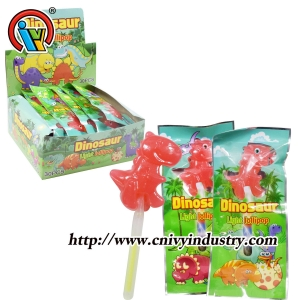 Glow Sticks  Dinasour Shape Lollipop