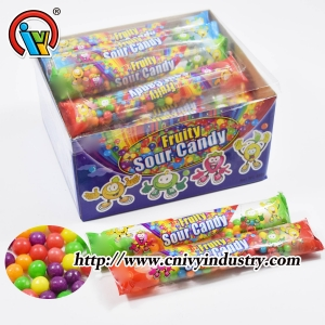 Sour Candy Mix Flavor Puffing Candy