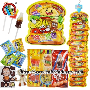 Hamburger Shape Surprise Gift Package